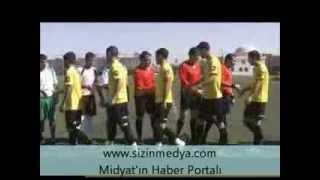 Midyatspor, Nusaybin Belediyespor'a 1 0 Yenildi