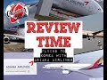 REVIEW TIME FLYING TO KOREA WITH ASIANA AIRLINES
