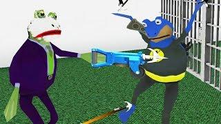 trouble-for-bat-frog-amazing-frog-part-89-pungence