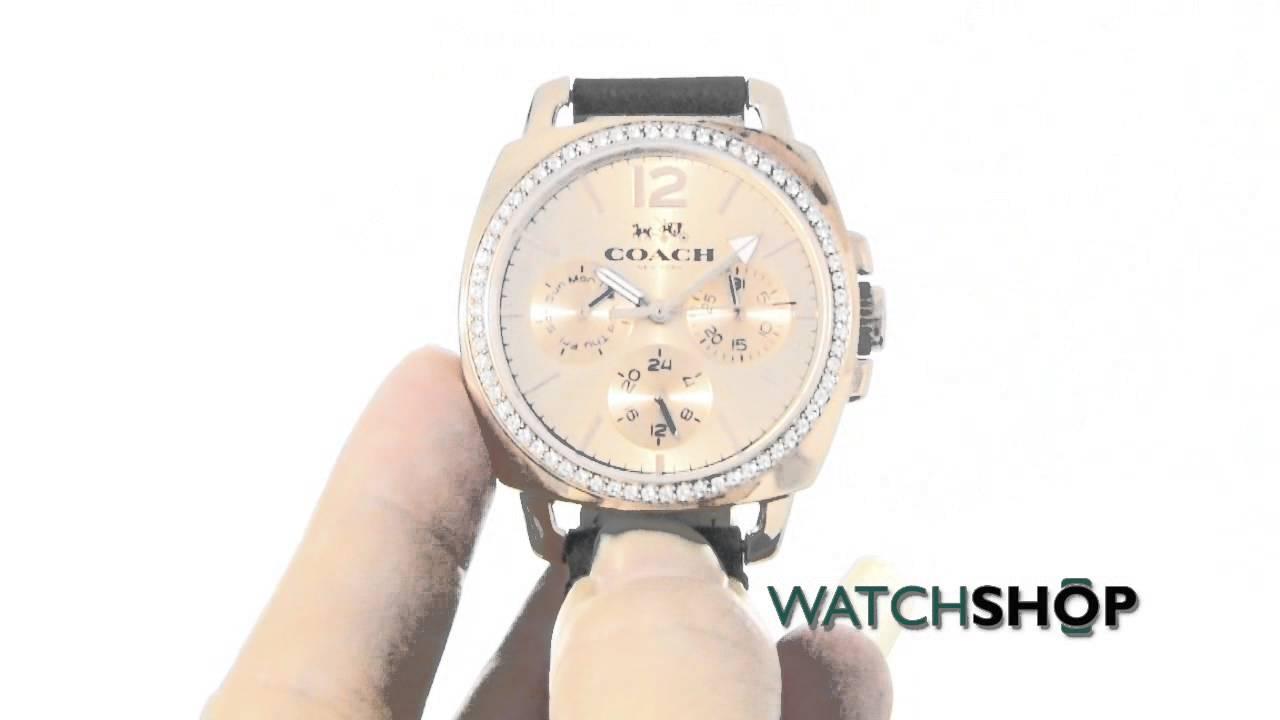d813aaae87312 Coach Ladies  Boyfriend Small Watch (14502125)
