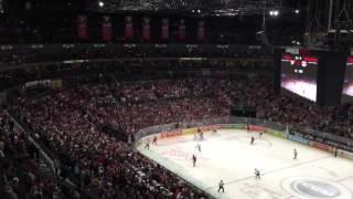 KEC - München 5:1 Sieg Fans Stimmung