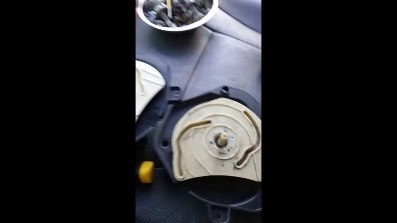 '02 Chevy Trailblazer Mode Actuator  YouTube