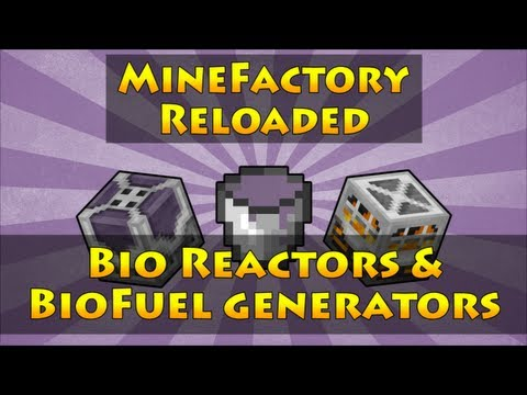 BioFuel Generator - Feed The Beast Wiki