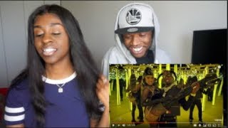 Offset - Clout feat. Cardi B (Official Music Video) Reaction!