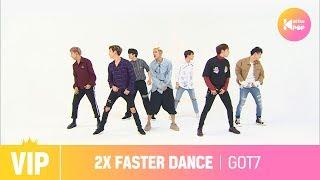 Weekly Idol_GOT7(갓세븐)_2x Faster DANCE Speacial C-Pack