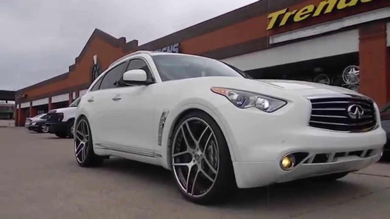 trendsetter boyz in is fx infiniti on diecic 24 inch