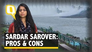 Sardar Sarovar Explained: The Benefits and The Harms - The Quint