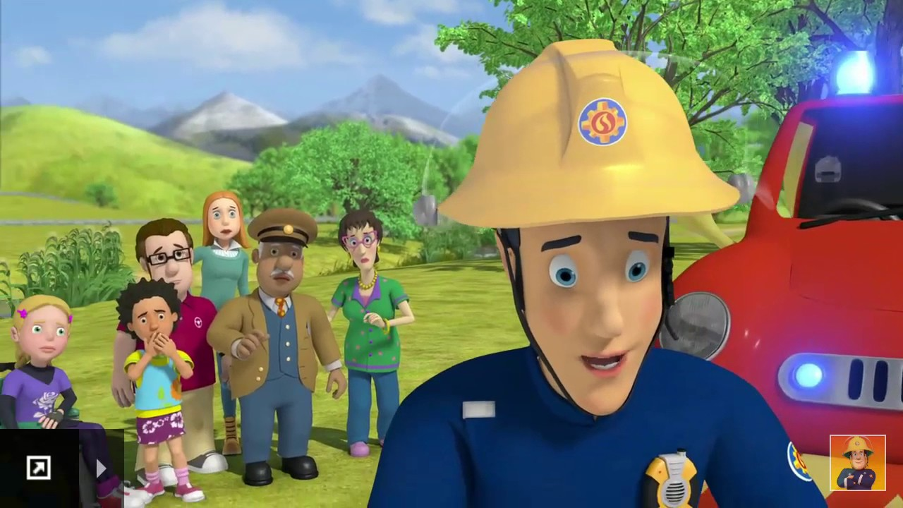 Feuerwehrmann Sam Staffel 10