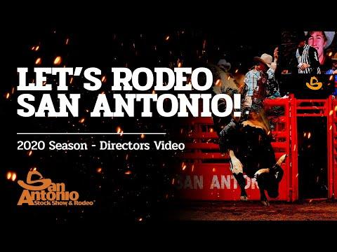 Let's Rodeo San Antonio 2020