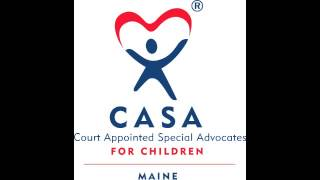 CASA of Maine - PSA 60 Seconds