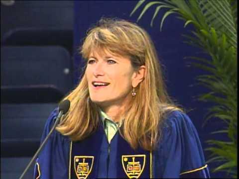 Mendoza College Graduate Commencement 2011: Jacqueline Novogratz
