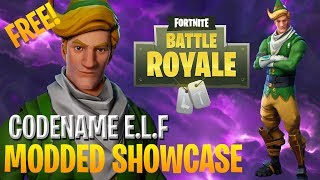 How To Get CODENAME E.L.F For FREE - season 6 fortnite