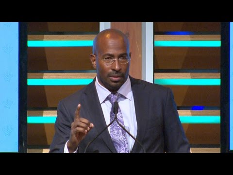 Van Jones full speech in Toronto