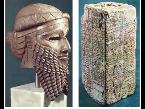8,000 Y/O Ancient Cuneiform Re-writes History. The Sumerian King List - 275,000 Year History
