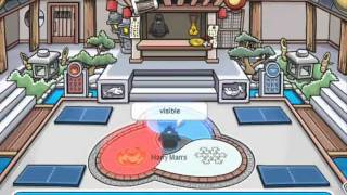 Club penguin secrets: How to become an ice ninja and shadow ninja (PATCHED)