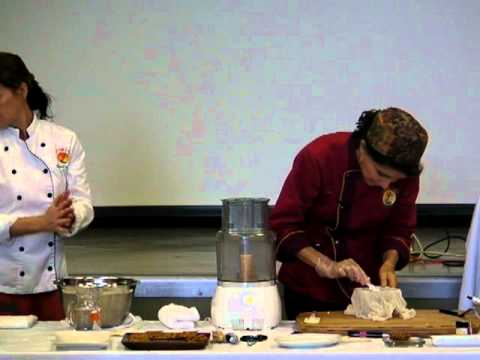 Cherie Soria: Forget Cooking! Make Dips, Spreads, & Pates To Live For! Raw Demo