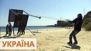 В Одессе начали готовить пляжи и море к курортному сезону