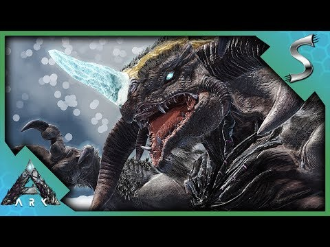 HE FROZE OUR MEKS IN SOLID ICE! DEFEATING THE ICE TITAN! - Ark: Extinction [DLC Gameplay E57]
