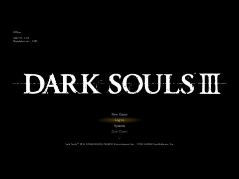 Jerma Streams - Dark Souls 3 (Part 1)