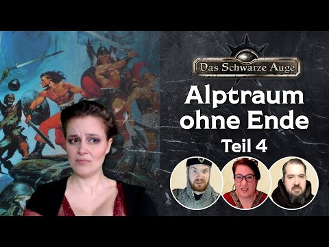 [DSA] Alptraum ohne Ende Teil 4 - Borbarad-Kampagne | Pen and Paper Let's Play from YouTube · Duration:  2 hours 10 minutes 40 seconds