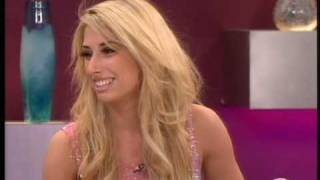 Stacey Solomon on Loose Women on 27/5/10 Thumbnail