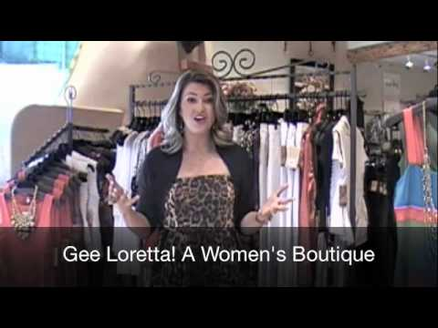 Gee Loretta! Best Boutique in Albuquerque!