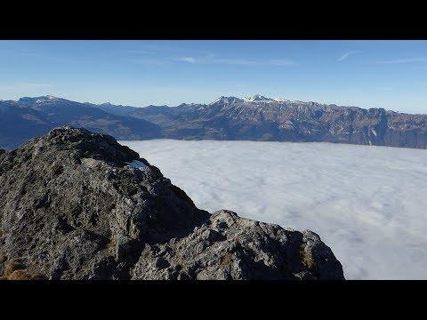Fürstensteig Erlebnis - traumhafte Wanderung zu den Drei Schwestern (Liechtenstein / Alpen)