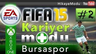 Fifa 15 Kariyer Modu - Bursaspor #2 Zorlu Ankara Deplasmanı ile Başlıyoruz