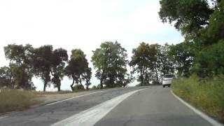 Горная дорога из Сен-Тропе в  Ниццу. Sen-Tropes to Nice mountainway.(, 2013-05-31T07:24:27.000Z)