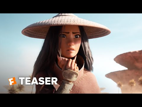 Raya and the Last Dragon Teaser Trailer (2021) | Movieclips Trailers