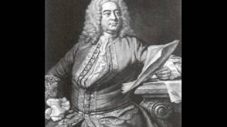 George Frederic Handel -
