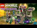70749 LEGO Ninjago Masters Of Spinjizu Enter The Serpent Review mp3