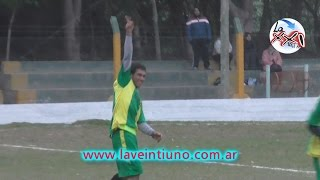 Liga Andalgalense de Futbol - Malli vs Rivadavia (Anual 2016 - 3º Fecha Vuelta)