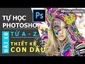 Photoshop CC 2015: Hướng dẫn thiết kế con dấu trong Photoshop - Bài 10