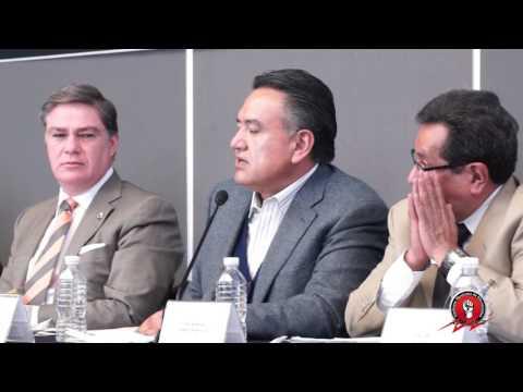 SME Mesa de análisis del proyecto de reforma laboral Martín Esparza Flores 14mar17