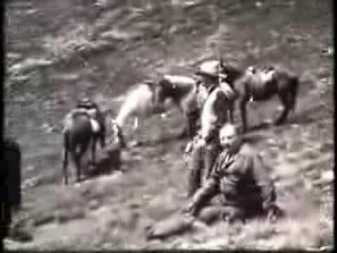 Kid Nichols 1950s Wyoming Summer Trips