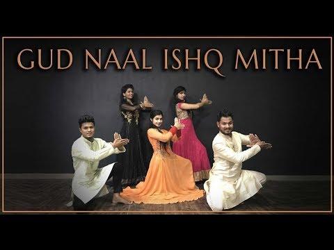 Gud Naal (गुड़  नाल )  Ek Ladki Ko Dekha Toh Aisa Laga | Choreography Sumit Parihar ( Badshah )
