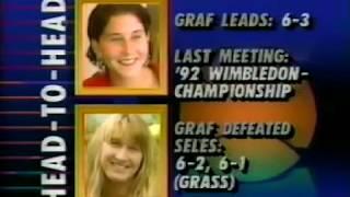 Скачать Steffi Graf Vs Monica Seles Australien Open 1993 Final FULL MATCH