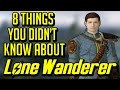 8 Things You Didn't Know About The Lone Wanderer (Fallout 3)