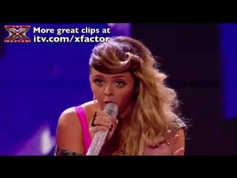 Little Mix - I'm Like a Bird - The X Factor 2011 [Live Show 2]