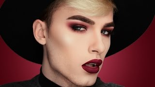 Vampy Fall Makeup Tutorial