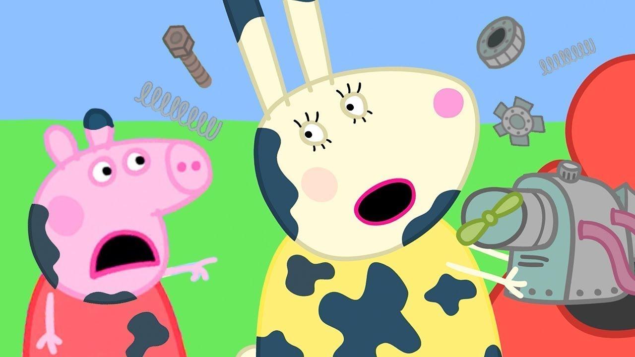 Peppa Pig Português Brasil | Aprendendo novas habilidades com a Peppa | Desenhos Animados