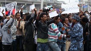 فيديو..90 قتيلا بإثيوبيا واتساع مظاهرات المعارضة