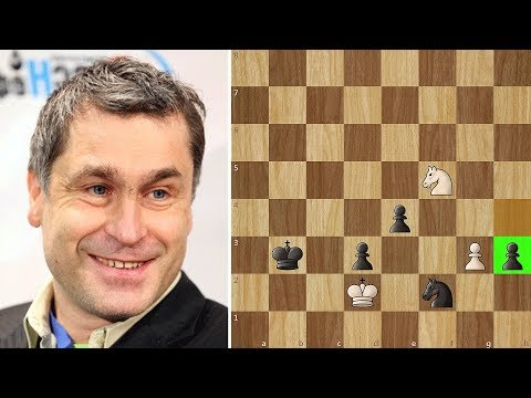 Ivanchuk Does the Impossible! Can he Win the World Cup?