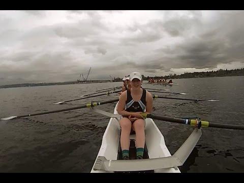 2014 Husky Open - Green Lake Girls Lightweight 8+