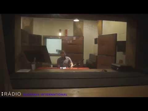 Radio Slovakia International - behind the scenes!