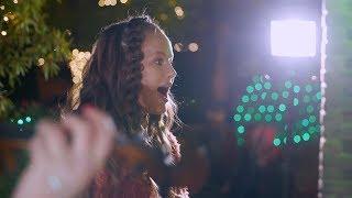 Christmas Caroling Flash Mob The First Noel #LIGHTtheWORLD | The Five Strings