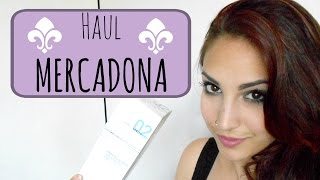 Haul Mercadona junio 2015 | Sandsleek