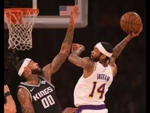 Los Angeles Lakers vs Sacramento Kings NBA Full Highlights (31ST DECEMBER 2018-19)