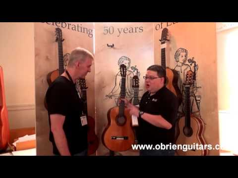 GFA 2016 Interview with Marshall Bruné - $235,000 Torres guitar